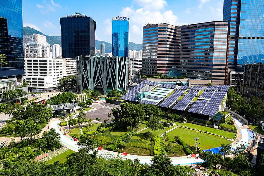solar-panel-city-energy-electricity-renewable-environment-sustainable-eco